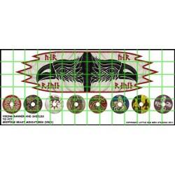 Viking Banner & Shield...