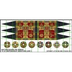 Scots Banner & Shield...