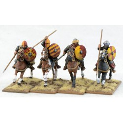 Spanish Mounted Caballeros...