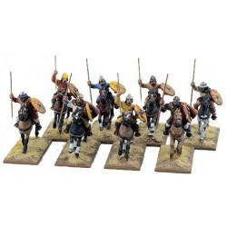 Spanish Mounted Jinetes...