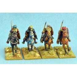 Moor Mounted Jund...