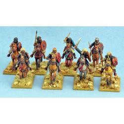 Moor Mounted Hashid (Warriors)
