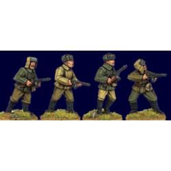 Soviet Infantry with SMG I...