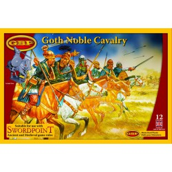 Goth Noble Cavalry (12)