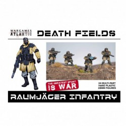 Death Fields Raumjager...