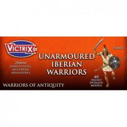 Unarmoured Iberian Warriors