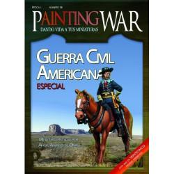 Painting War 8: Guerra...