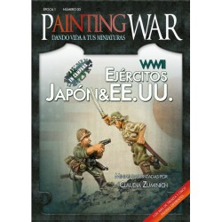Painting War 3: WWII Japón...