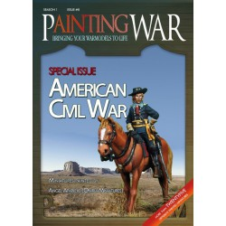 Painting War 8: American...