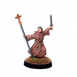 Christian Warrior Priest