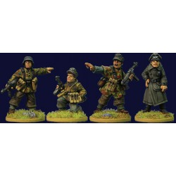 German Infantry Command...