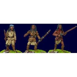 Apaches With Rifles