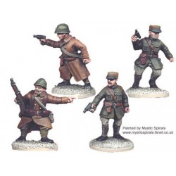 French Infantry Command (4)