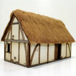Saxon Dwelling
