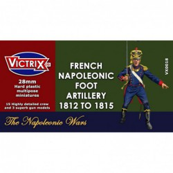 Napoleonic French Artillery...