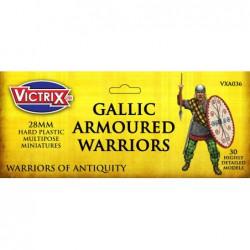 Armoured Gallic Warriors